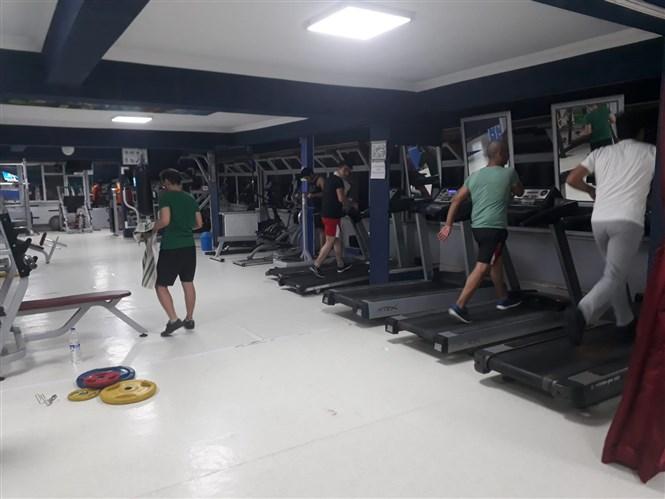 Aksiyon Fitness